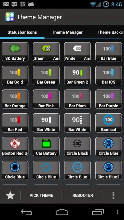 Rom Toolbox Pro apkv statusbar icons
