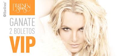 concurso+banlinea+gana+boletos+VIP+concierto+Britney+Spears
