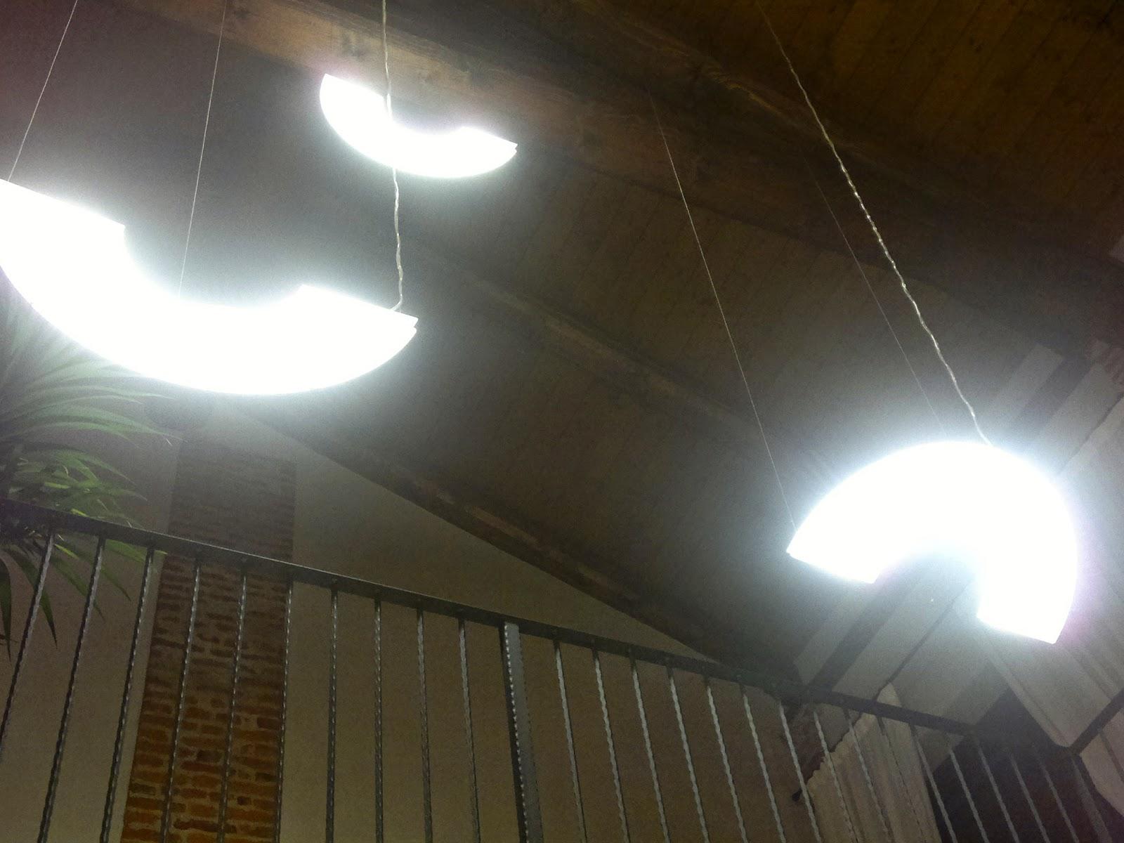 Illuminazione led casa aera round for Illuminotecnica led
