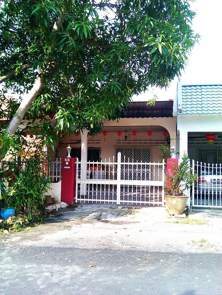 Homestay Muslim Nyonya Ayer Keroh, Melaka