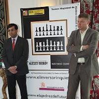 Anand campeón del XXIV Torneo Magistral de Ajedrez Ciudad de León