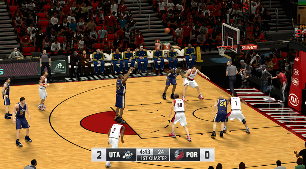 Comcast NBA 2K14 Coverage