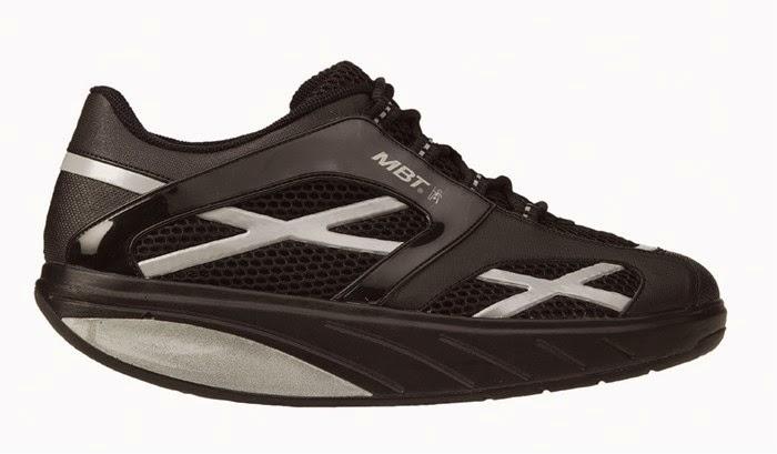 Zapatos mbt para mejorar tu físico