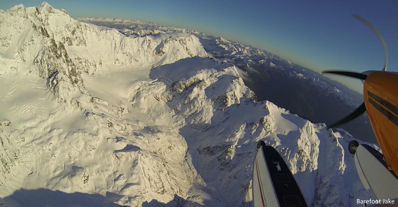 Hubert Glacier