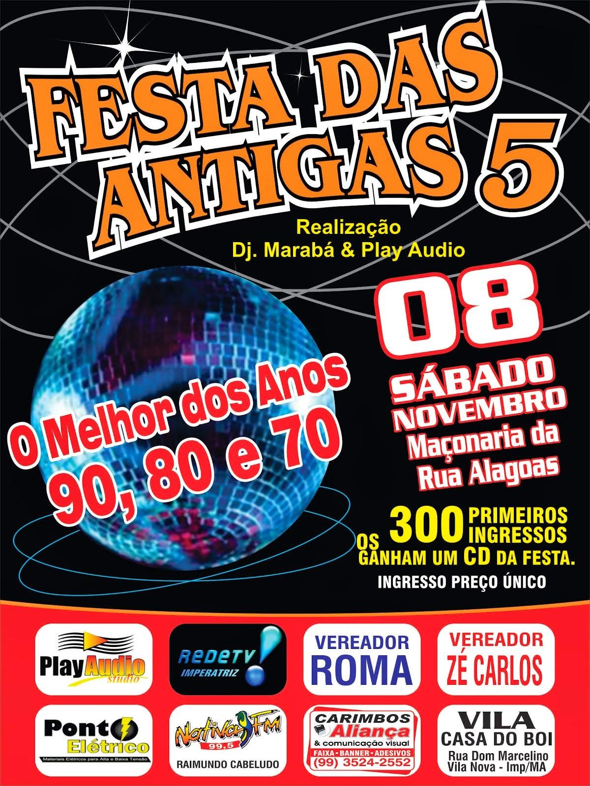 FESTA DAS ANTIGAS 5