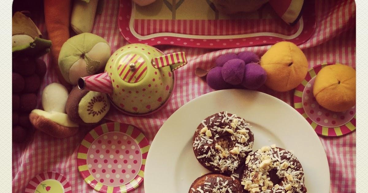 Sundance Bakery Cinnamon Roll Almond Flour Doughnuts