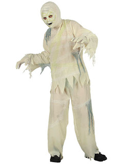 Mumie udklædning til børn