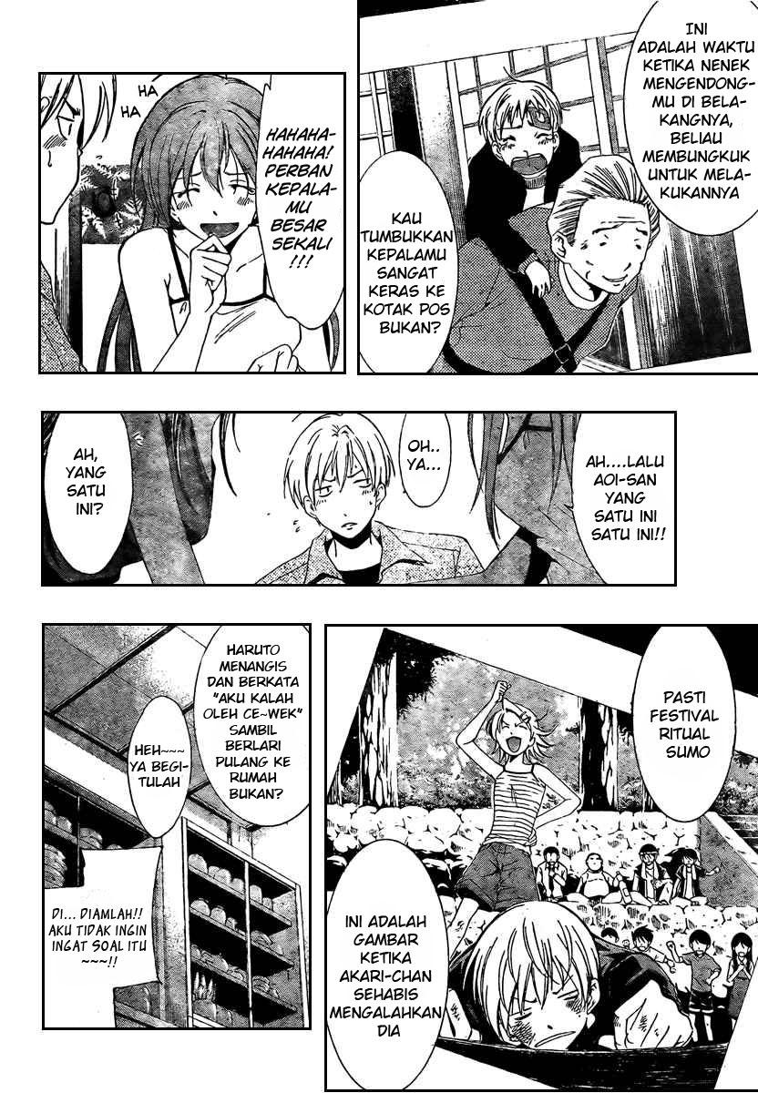 Komik kimi no iru machi 19 page 14
