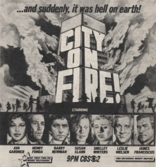 """City on Fire""  (1979)"