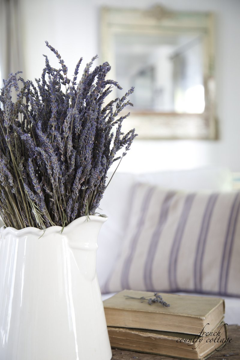 Crushing on~ Fresh Lavender - FRENCH COUNTRY COTTAGE