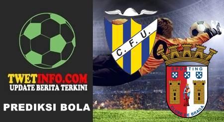 Prediksi Uniao Madeira vs Sporting Braga
