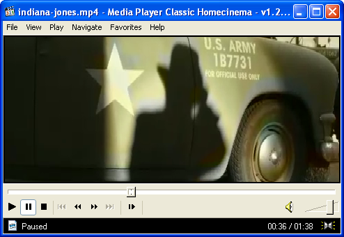 Media Player Classic 321