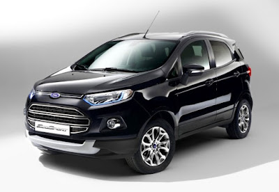 Fotos do Novo Ford Ecosport 2016 Europeu