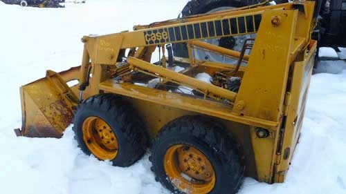 Case 1830 skid steer parts