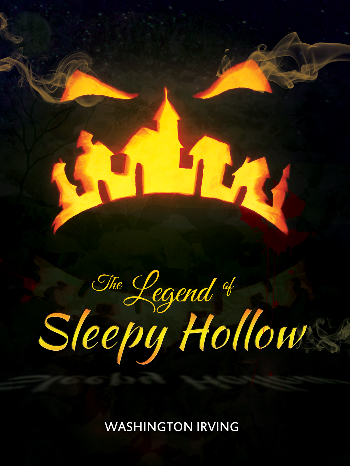 alternate ending legend of sleepy hollow Get an answer for 'at the end of the legend of sleepy hollow, the author gives  several possible explanations for what happened to ichabod crane.