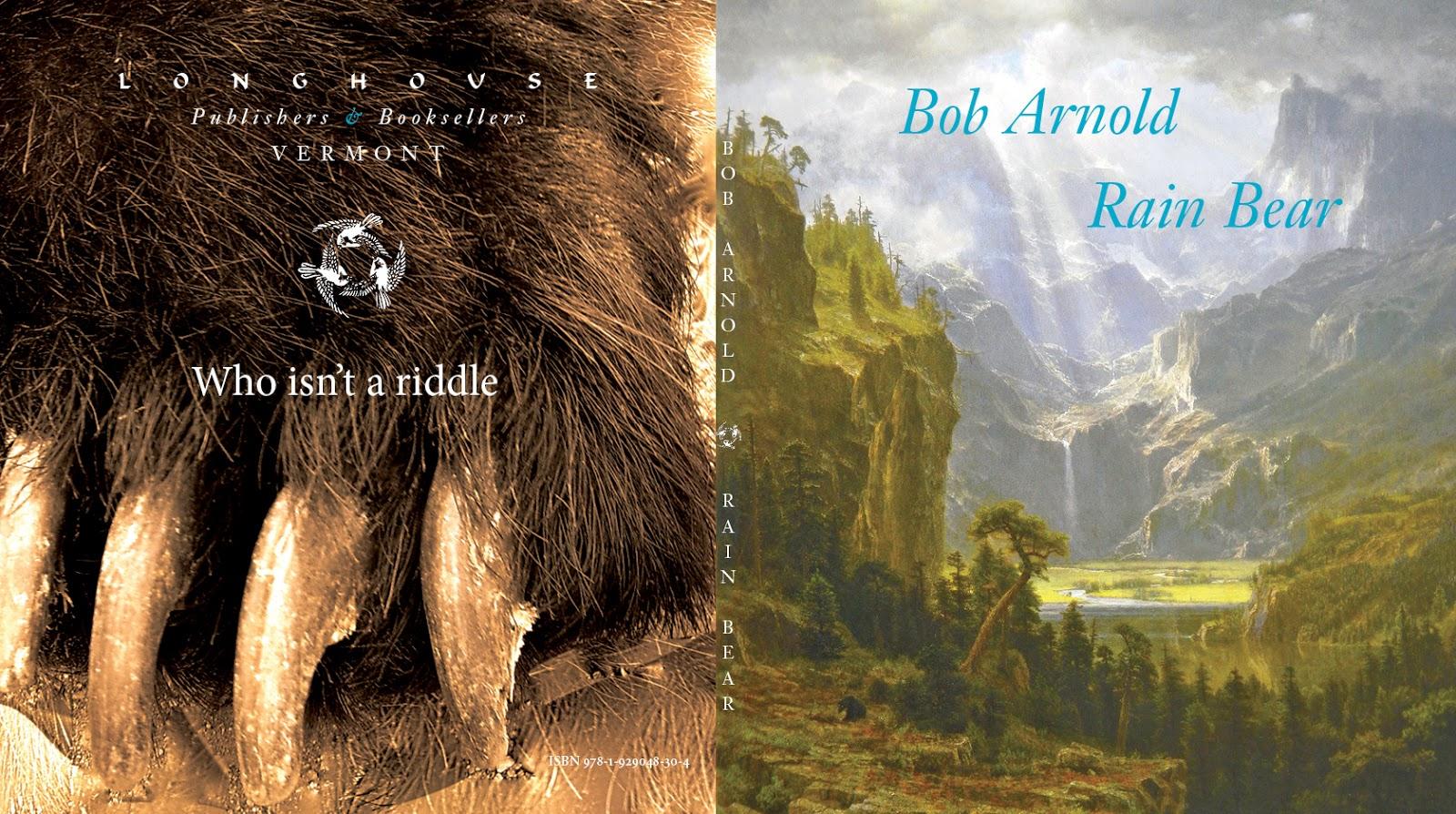 """""""Rain Bear"""" by Bob Arnold"""