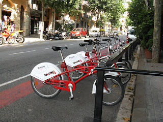 Barcelona Bike Share