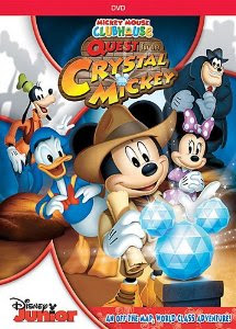 Ver online: Mickey Mouse Clubhouse Quest For The Crystal Mickey (2013)