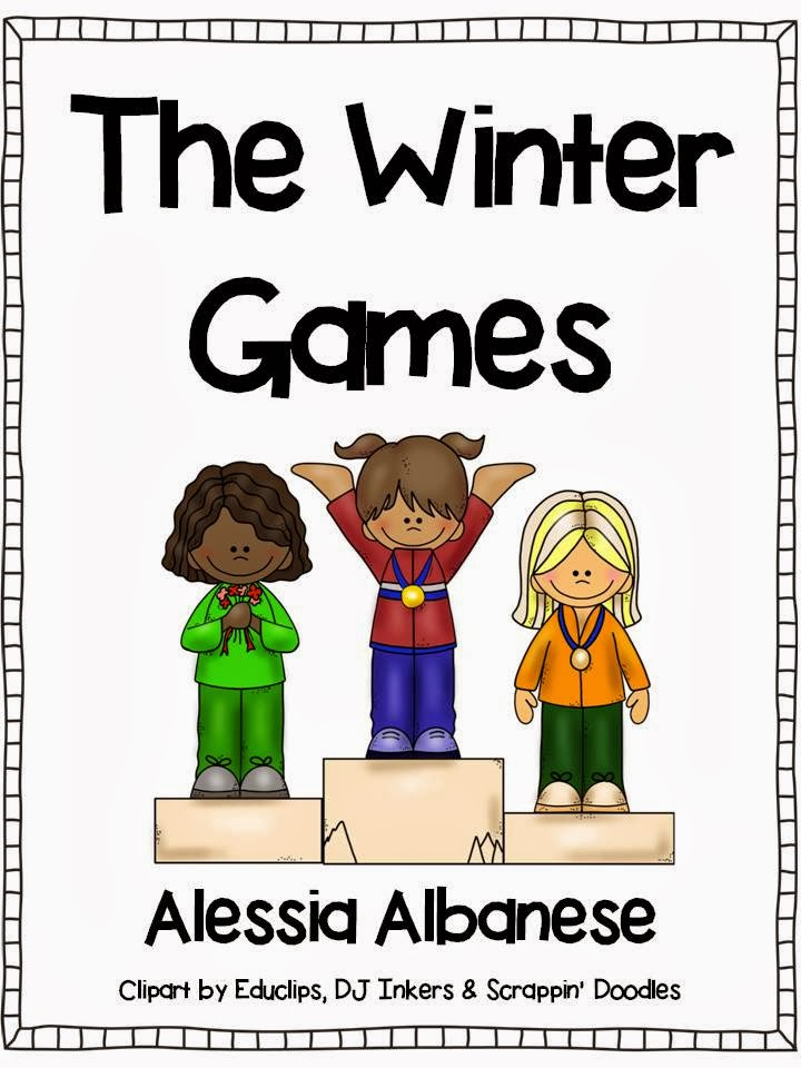 http://www.teacherspayteachers.com/Product/Go-for-the-Gold-A-Winter-Games-Fact-Book-for-Kids-1093120