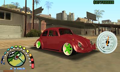 Mod Suspensão a Ar Para GTA San Andreas