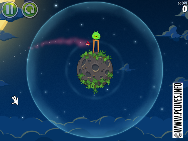 download full and free pc game Angry Birds Space v1.0.0 Cracked