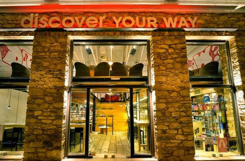 """Βιβλιοπωλείο """"Discover"""""""