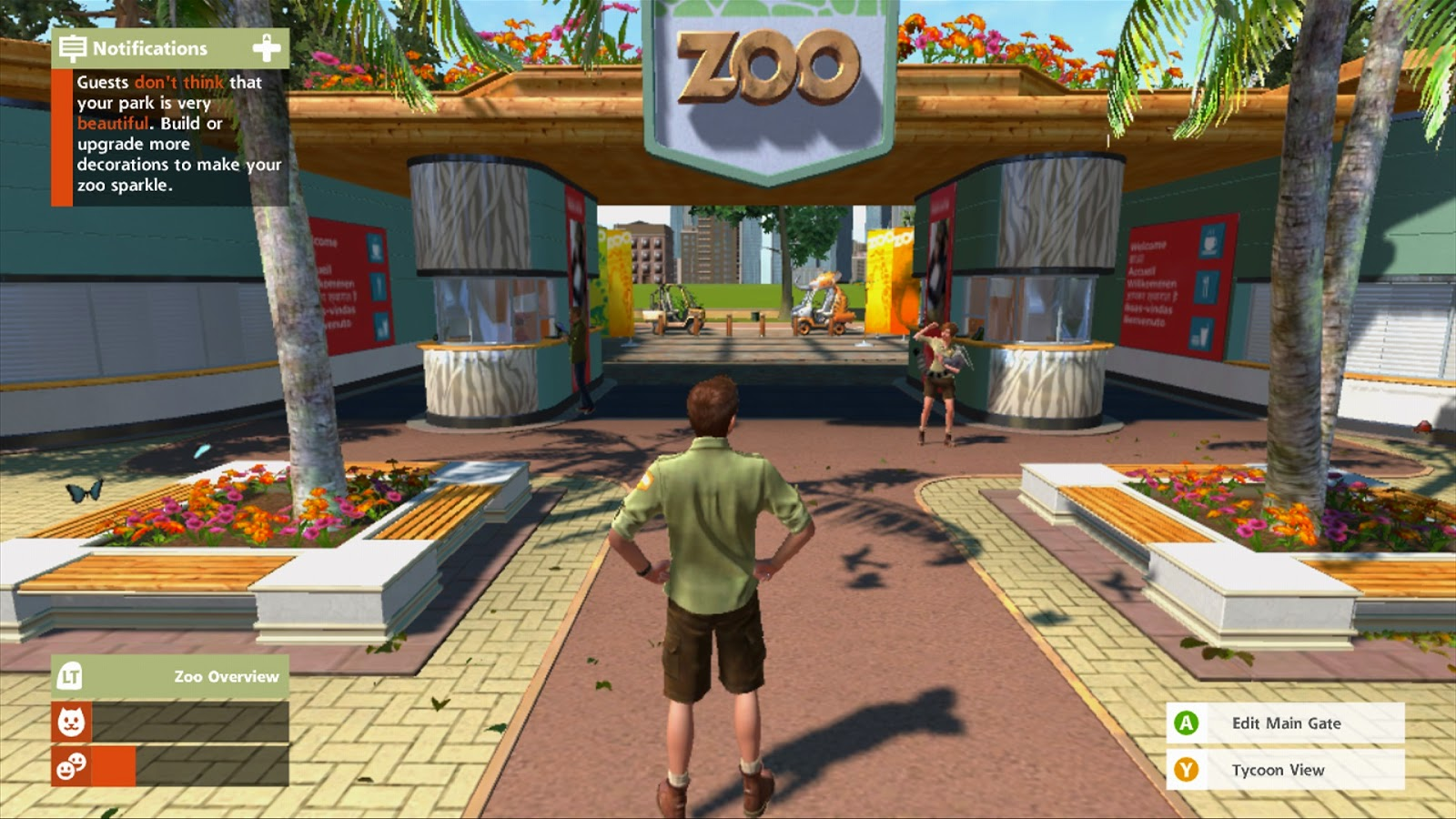 Zoo Tycoon XBOX360 Free Download Full Version Mega Console Games