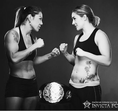 Invicta, female mixed martial arts, female mma fight