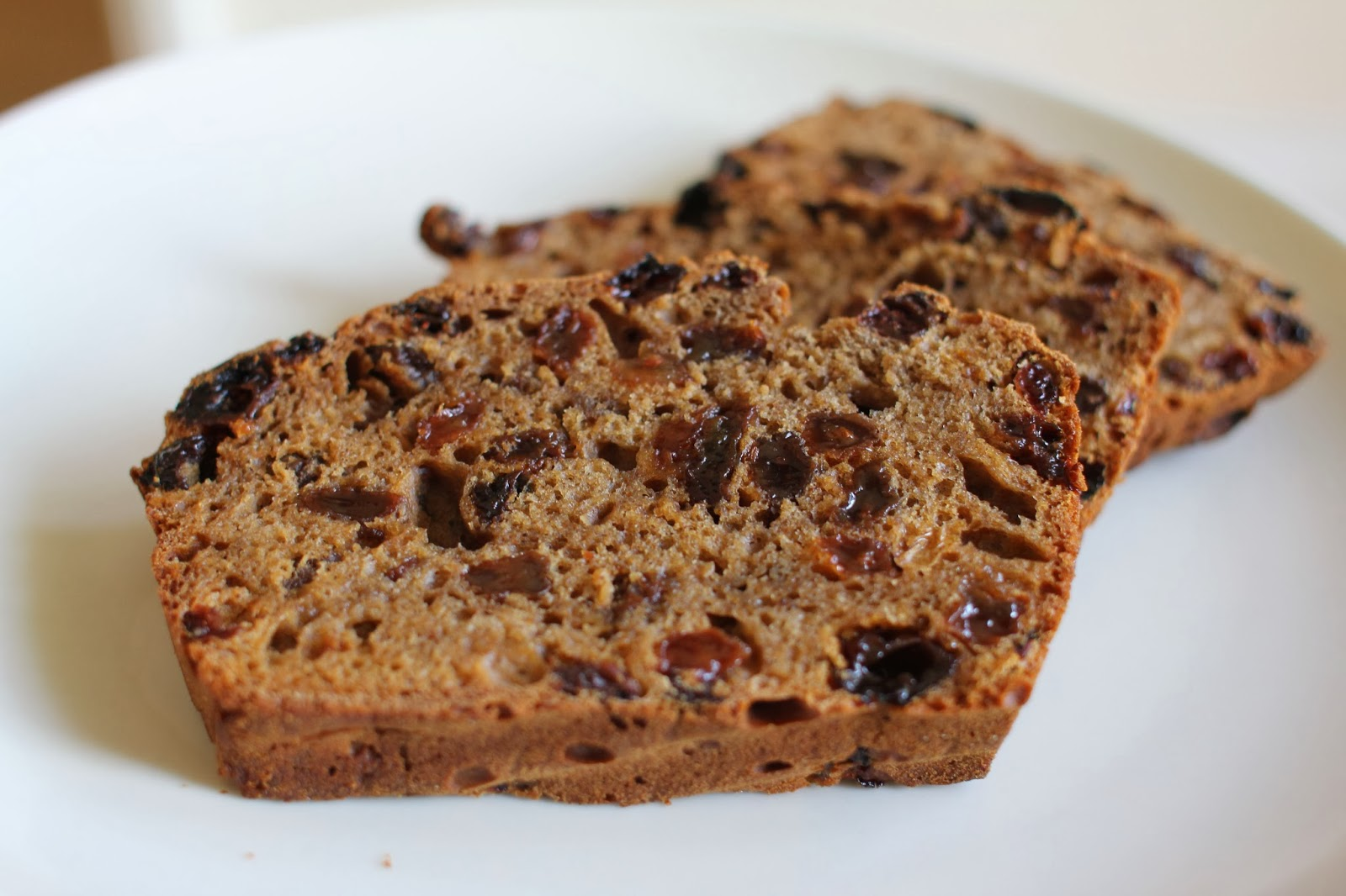 Fat free fruit cake