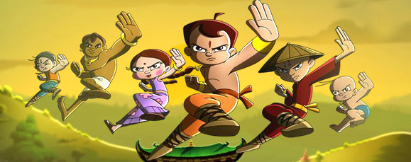 Chhota Bheem Jungle Run - Apps on Google Play