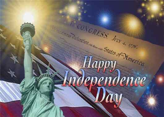 Happy 4th of July Independence Day In USA 2015 Wording Message, Quotes And Sayings