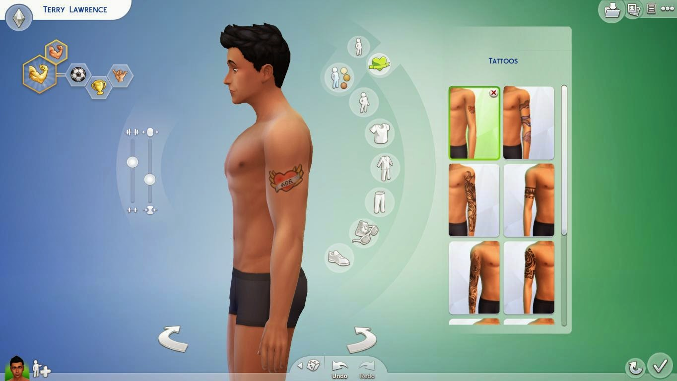 Sims 4 hook up with