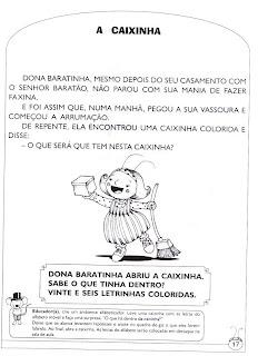 Menina - Atividades de alfabetização e atividades para imprimir