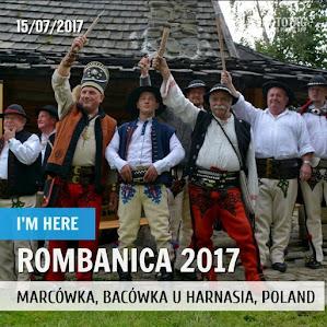 Rombanica 2017 -  Marcówca