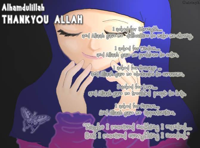Muslimah Cartoon