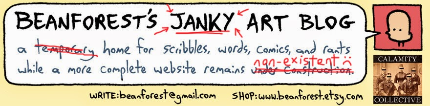beanforest's janky art blog