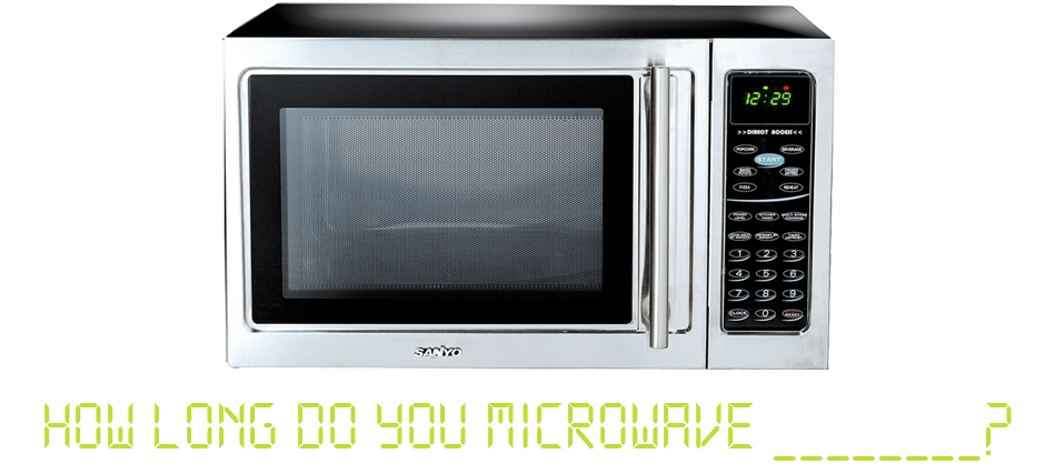 How Long Do You Microwave