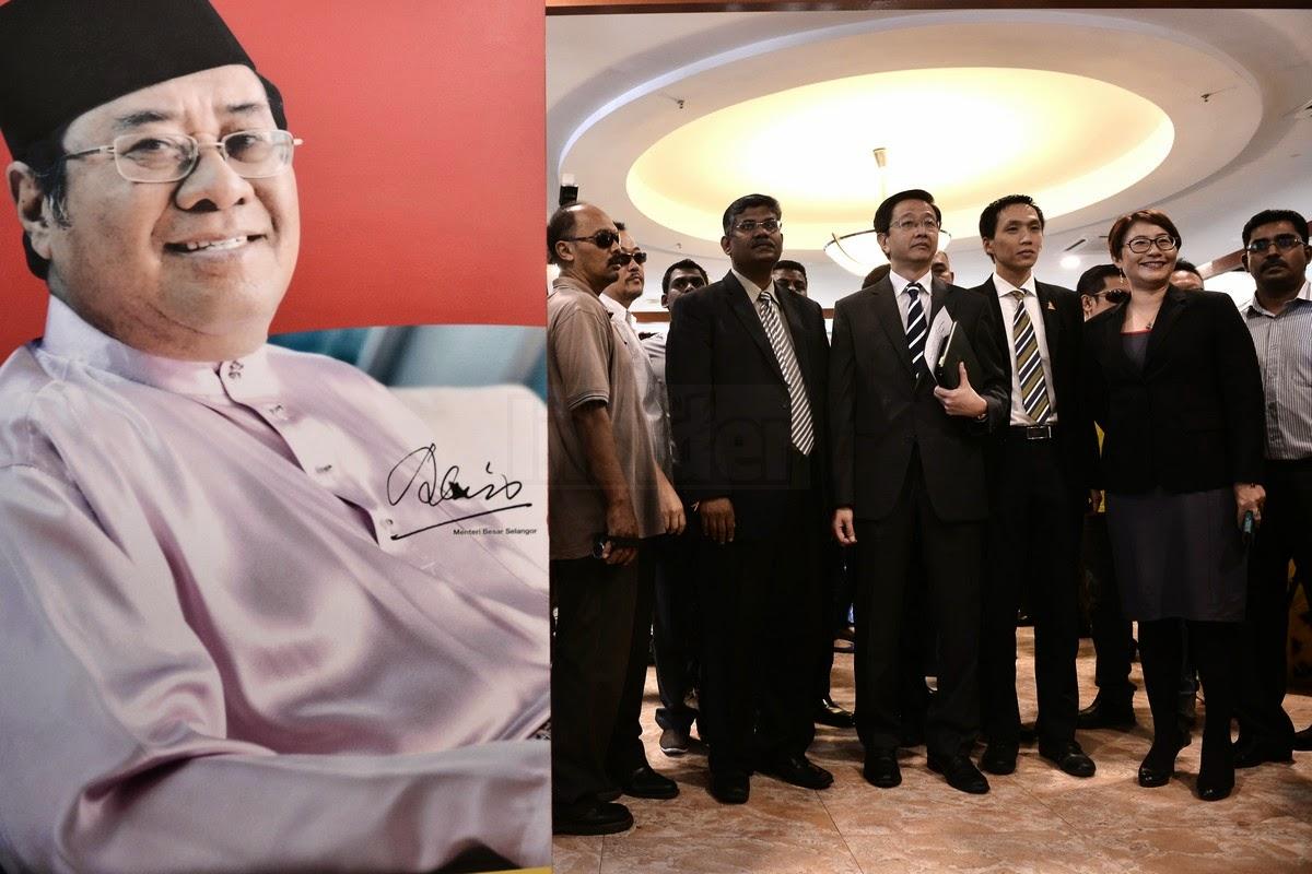 Selepas penggal pertama Khalid urus Selangor seperti firma sendiri