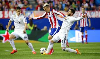 L'Atlético Madrid et le Real Madrid se neutralisent (0-0)