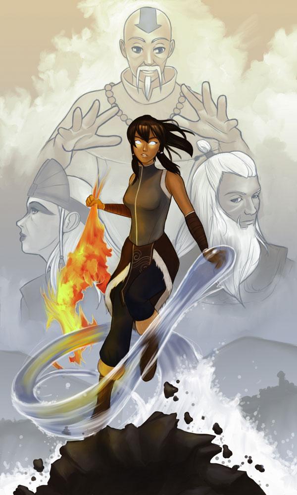 The Next Avatar Korra