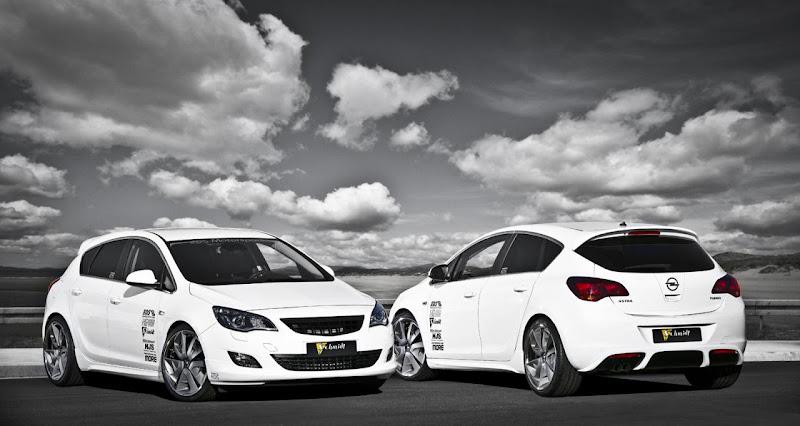 2011 EDS Motorsport Opel Astra