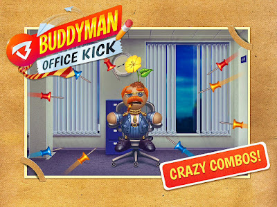 Download Free Game Buddyman: Office Kick Hack (All Versions) Unlimited Gold,Unlimited Bucks 100% Working and Tested for IOS and Android