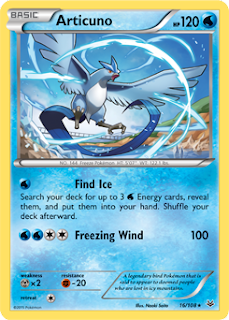 Articuno Roaring Skies Pokemon Card