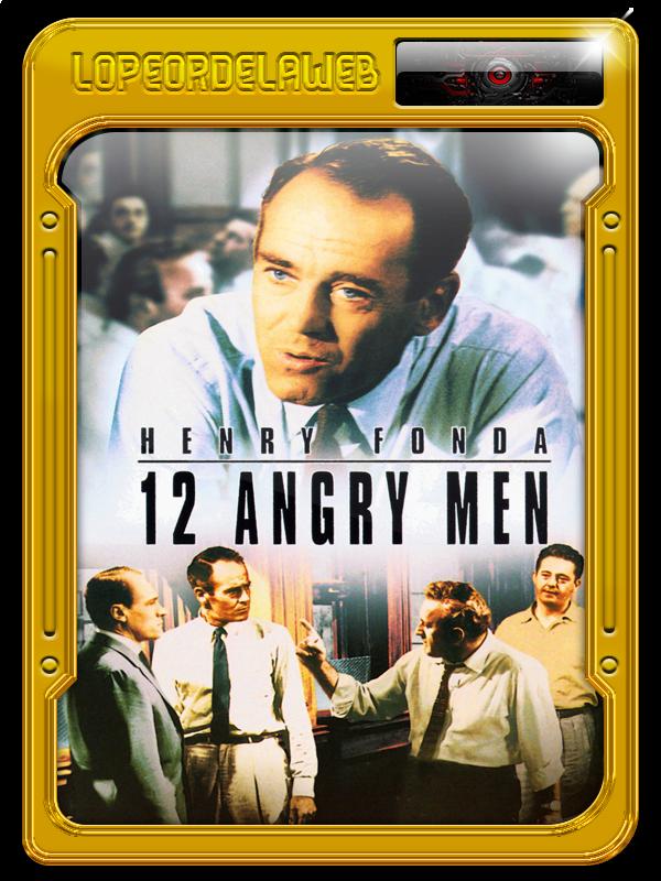 12 Angry Men (12 Hombres En Pugna ) (1957) [720p-Dual-Mega]