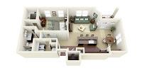 3d Floor Plan1