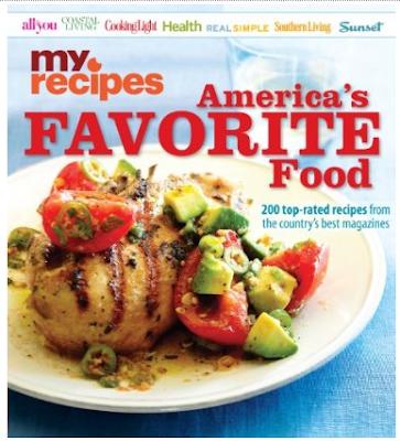 My Recipes, America's Favorite Foods
