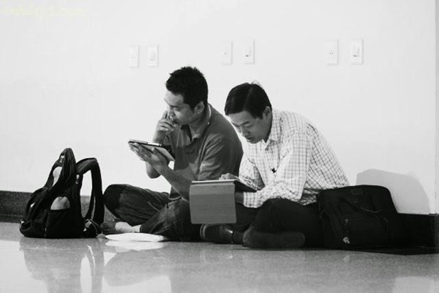 Cuộc sống công nghệ có làm xa cách nhau?