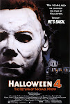"Classic ""Slasher"" Trailer of the month: 'Halloween 4', 1988"