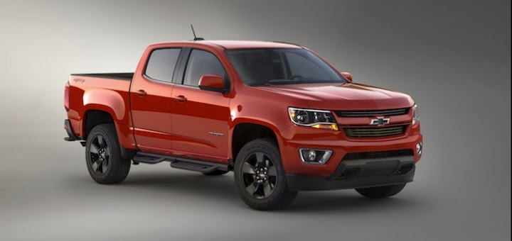 2015 Chevrolet Colorado GearOn™ Edition