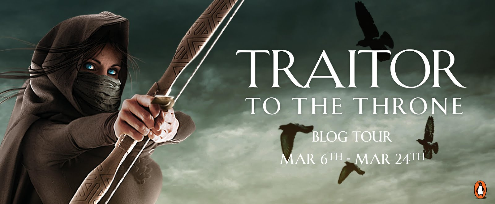 Blog Tour: Traitor to the Throne